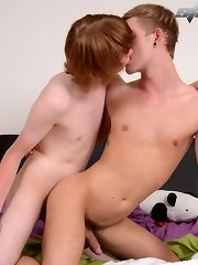Jaxon Radoc Enjoys A Smoking Hot Fuck From A Hot Little Red-Head!